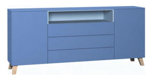 Modular Garda living Sideboard